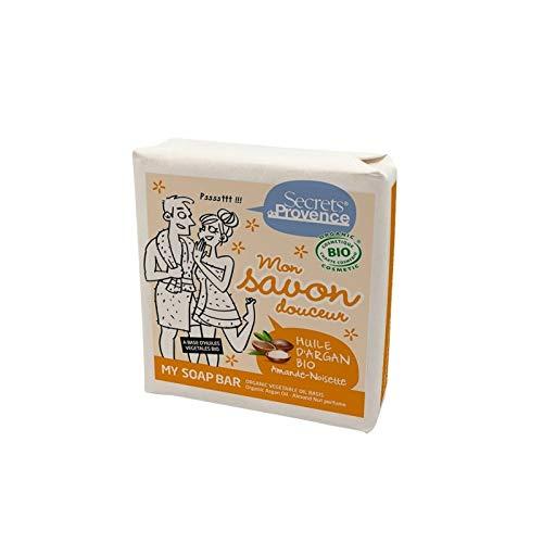 Mon savon douceur Huile d'Argan - Parfum Amande-Noisette