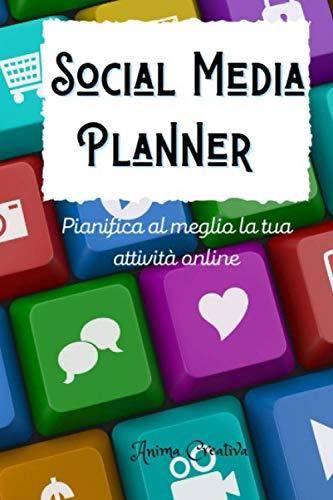 SOCIAL MEDIA PLANNER SETTIMANALE