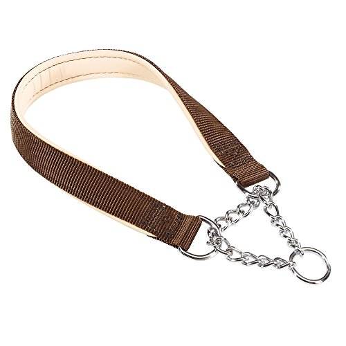 FERPLAST DAYTONA CSS collare semistrangolo cane nylon soffice imbottitura colori
