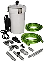 Tech'n'Toy SunSun HW-603B 106 GPH 3-Stage External Canister Filter by Tech'n'Toy