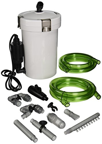 SunSun Tech'n'Toy HW-603B 106 GPH 3-Stage External Canister Filter