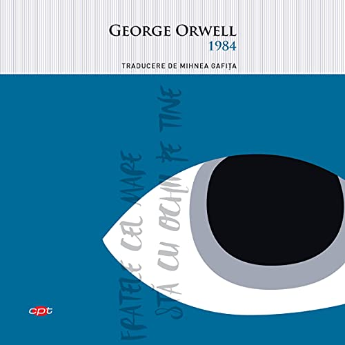 1984 (Romanian Edition) cover art