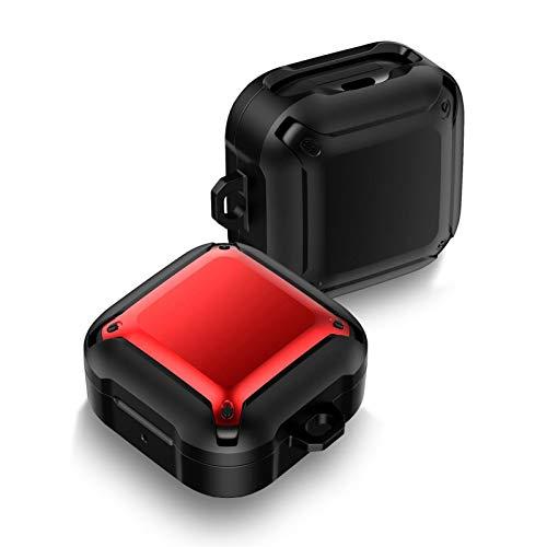 UISI Compatível com Samsung Galaxy Buds Live Case/Pro fone de ouvido capa protetora, acessórios de fones de ouvido para proteção e armazenamento de viagem