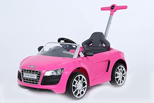 ROLLPLAY Push Car mit ausziehbarer Fußstütze, Für Kinder ab 1 Jahr, Bis max....