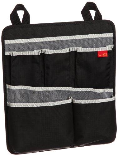 [ノーマディック] バックインバック バッグインバッグ 小物収納 B5 タテ ブラック