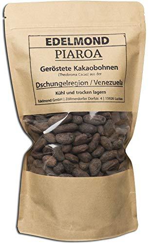 Piaroa Cacao. Geröstete Kakaobohne. Extrem seltene Criollo Spezialität handwerkliche Röstung