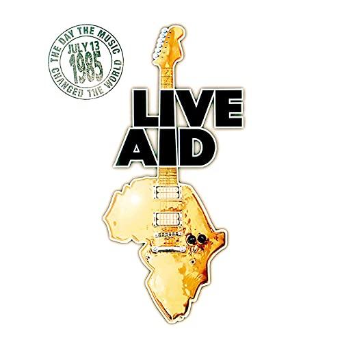 Live Aid (Live, 13th July 1985)