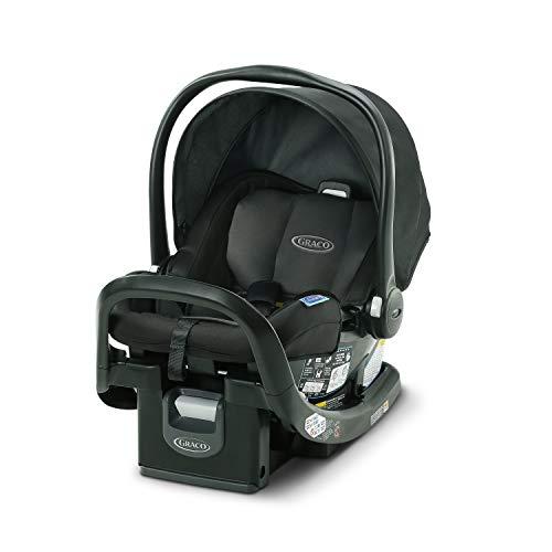 Graco SnugFit 35 Infant Car Seat | Baby Car Seat with Anti Rebound Bar, Gotham