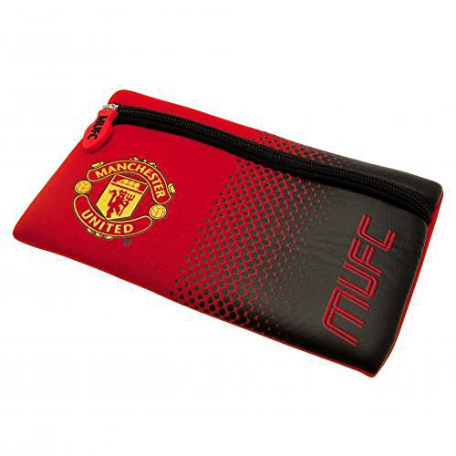 Manchester United F.C. Pencil Case Official Merchandise