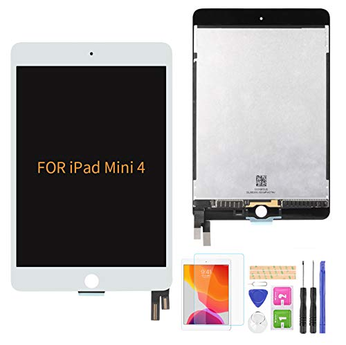 A-MIND for IPad Mini 4 A1538 A1550 7.9' Touch Screen LCD Display...