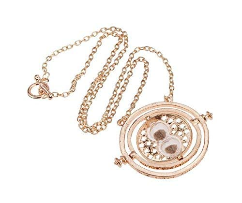 PSL Time Turner Pendant Necklace Inspired by The Harry Potter Franchise