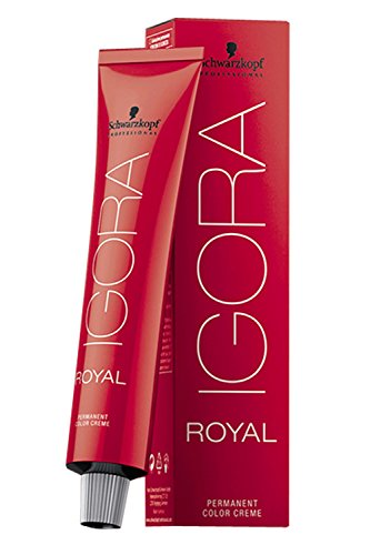 Schwarzkopf IGORA ROYAL Permanent Color Creme (8-00 Light Blonde Natural Extra)