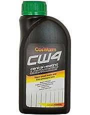 CosWarm CW4 Leak Sealer voor centrale verwarming - Behandelt tot 18 radiatoren - Stopt lekken - Boilerlekreparatie en afdichtmiddel - Stopt kleine lekken en huilt, corrigeert drukverlies en lekkende leidingen