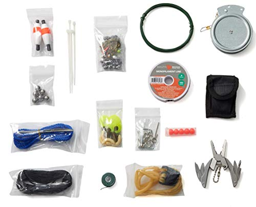 Stanford Outdoor Supply Off Grid Tools OGT-B-Fish Fishing & Hunting Kit