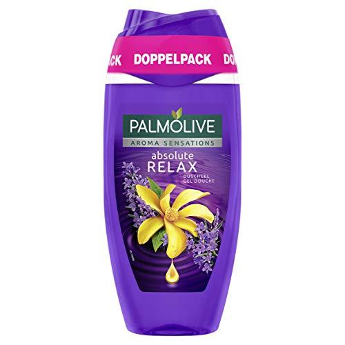 Palmolive Aroma Sensations Absolute Relax Duschgel Doppelpack, 6er Pack (6 x 250 ml)