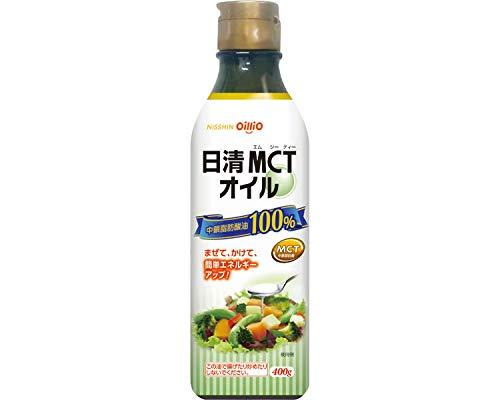 日清MCTオイル 400g