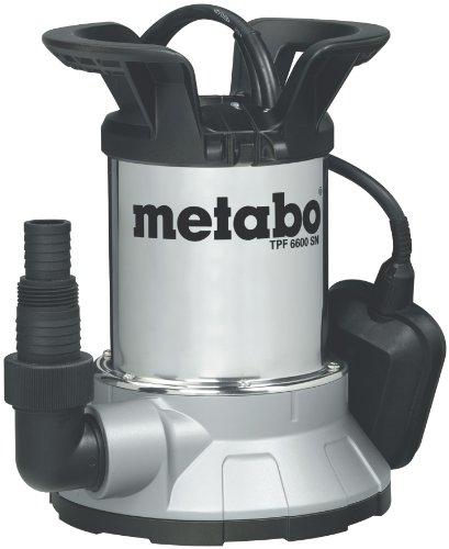 Metabo TPF 6600 SN Klarwasserpumpe
