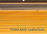 Einblick-Natur: Finnland natuerlich (Wandkalender 2022 DIN A3 quer): Natur- und Tierfotografien aus finnisch Lappland und Nordkarelien (Monatskalender, 14 Seiten )