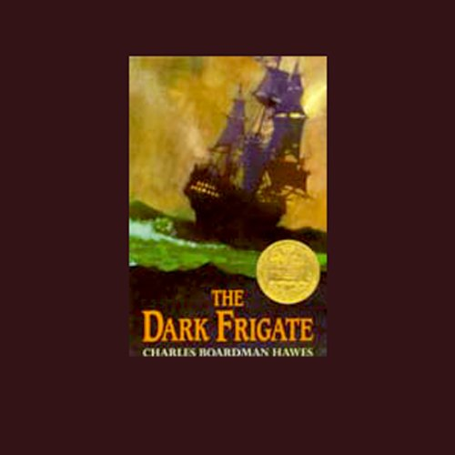 The Dark Frigate audiobook cover art