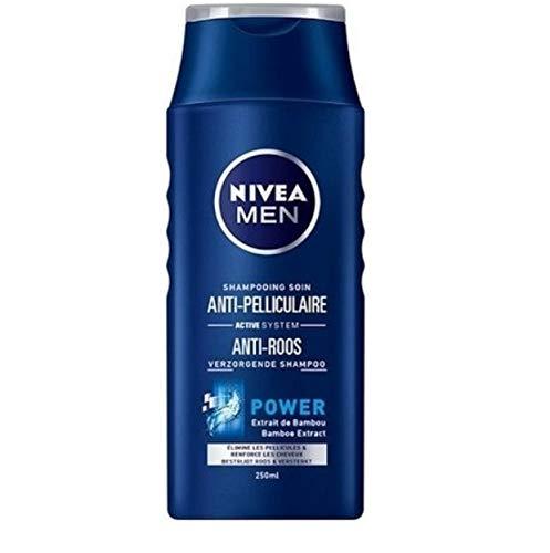 "6 x NIVEA Men Power Shampoo\""Anti-Schuppen\"" - für normales Haar - 250 ml"