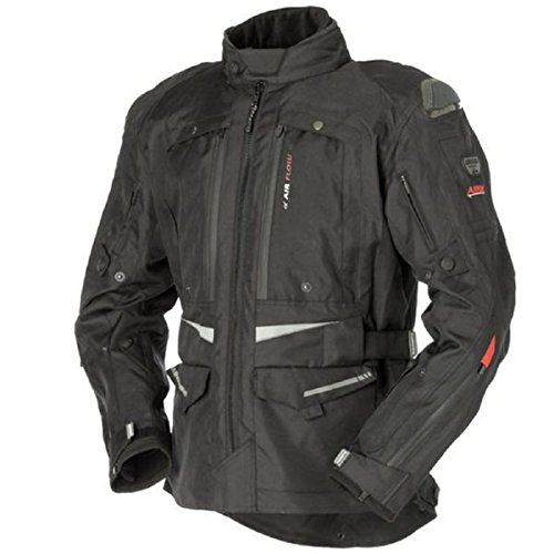 RAINERS CHAQUETA ARROW NEGRA (M, NEGRO)