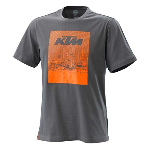 Original KTM Radical Tee Grey T-Shirt Gr. L