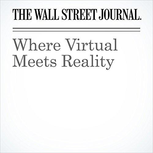 Where Virtual Meets Reality cover art