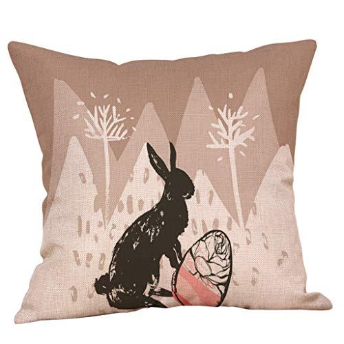 SANFASHION Decorative Housse de Coussin en Velours Côtelé Canapé Taie d'oreiller Douce pour Maison Salon Chambre Lit Clic Clac - 20#,45 * 45