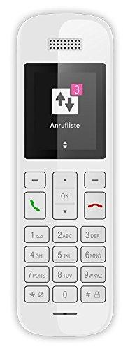 Telekom T-COM Speedphone 10 weiss OHNE Ladeschale, zum Ersatz / Erweiterung