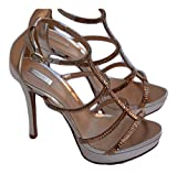 Schutz Sandalo Joya SW Dorado Size: 39 EU
