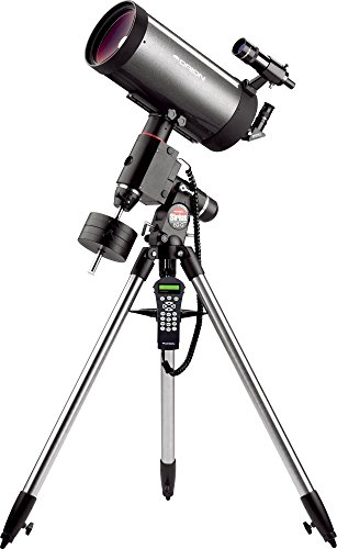 Telescopio Maksutov-Cassegrain Orion Sirius EQ-G Goto 180 mm