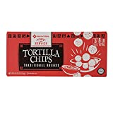 An Item of Member's Mark Round Yellow Tortilla Chips (42.67 oz., 3 ct.) - Pack of 1