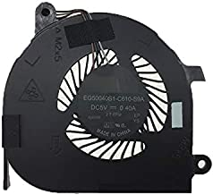 Laptop CPU Cooling Fan for DELL Latitude E7470 P61G AAZ60 EG50040S1-C610-S9A
