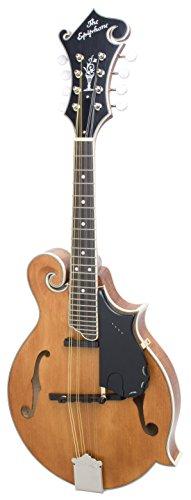 Epiphone MM-50E Professional Electric F-Style - Mandolina, color vintage natural