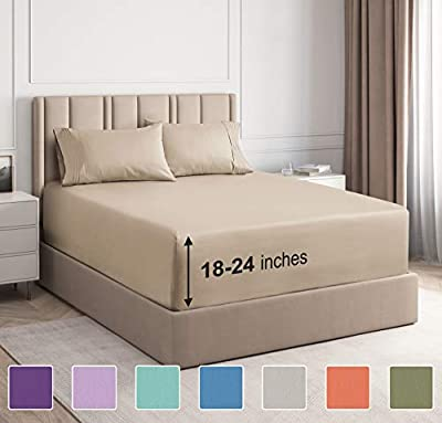 CGK Unlimited 21Inch 4PC Sheets