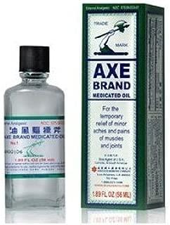 Axe Brand Medicated Oil (1.89 Fl. Oz. - 56 Ml.) - 12 bottles