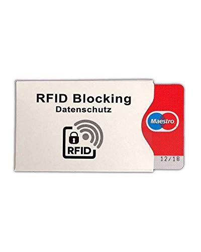 RFID-Blocking 3 Schutzhüllen