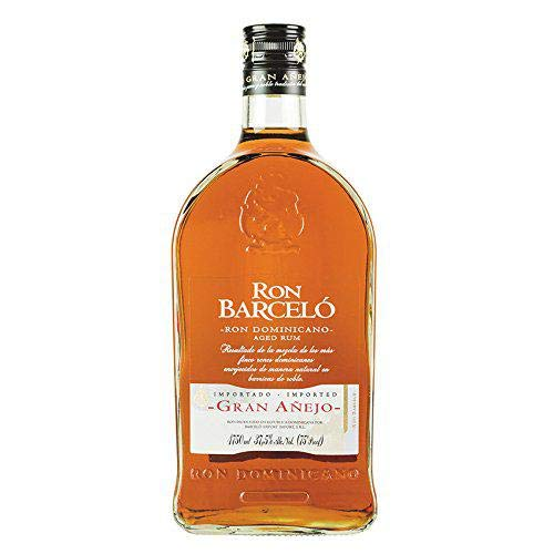 Ron marrón, República Dominicana, 5 años de almacenamiento, botella de 1750 ml - Ron BARCELO GRAN ANEJO 37,5% vol, 1750ml