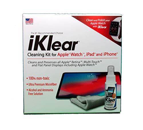Preisvergleich Produktbild Meridrew iKlear Cleaning Kit für Apple iPhone / iPad