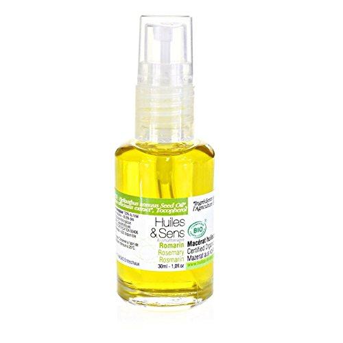 Huiles & Sens - Romarin bio - Macérat huileux - 30 ml