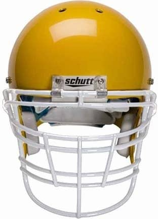 Schutt White Reinforced Jaw and 35% OFF Ful Oral Max 48% OFF Protection RJOP-XL-DW