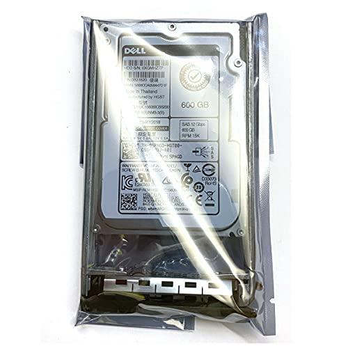 """Dell HUC156060CSS200 - Disco duro (600 GB, 12 G, 15 K, 2,5"""", SAS 05PNGD, 5 PNGD, con G176J)"""