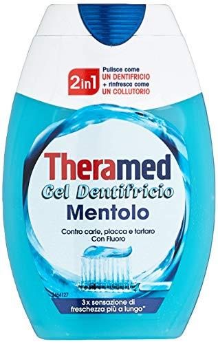 Theramed Mentolo Dentifricio e Collutorio, 75ml