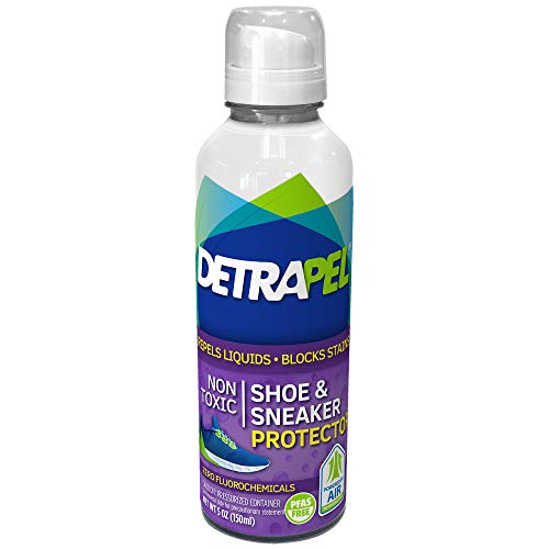 DetraPel Shoe & Sneaker Protector - As Seen on Shark Tank (6.8 oz. (200ml))