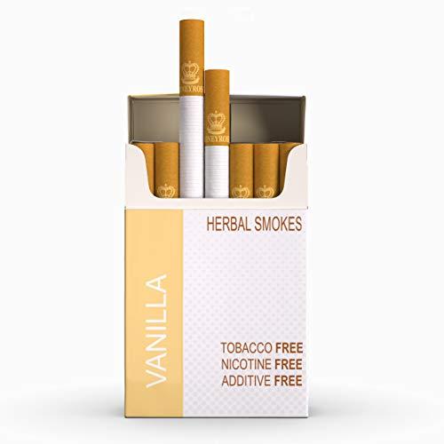 Honeyrose VANILLA Tobacco & Nicotine Free Herbal Sticks