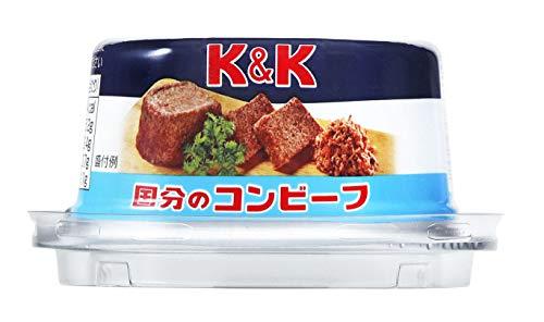 国分KKコンビーフ80g×4個