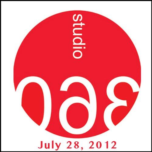 Studio 360: Hilary Hahn Improvs & Kids Blog audiobook cover art
