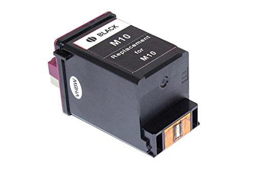 vhbw TINTENPATRONE DRUCKERPATRONE PATRONE Refill schwarz Black passend für Samsung INK-M10 / LEXMARK 13400HC