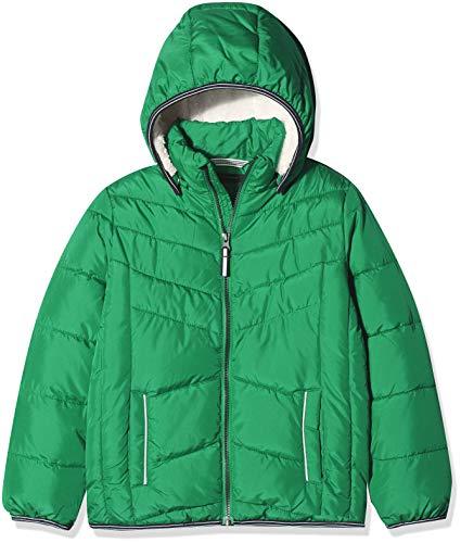 NAME IT Jungen NKMMUS Puffer Jacket Camp Jacke, Grün (Jolly Green Jolly Green), (Herstellergröße: 152)