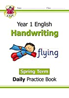 New KS1 Handwriting Daily Practice Book: Year 1 - Spring Term